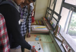 Visit to Mathematics Lab (2/5)
