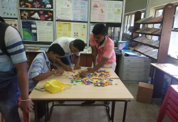 Visit to Mathematics Lab (3/5)