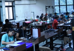 NIUS Physics Camp
