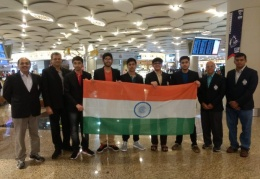 India at International Olympiad 2019