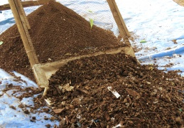 Sieving-Compost